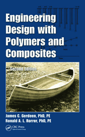 Engineering Design with Polymers and Composites, Second Edition book cover