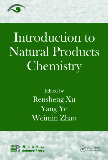 Introduction to Natural Products Chemistry book cover