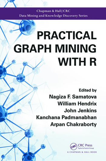 Practical Graph Mining with R book cover