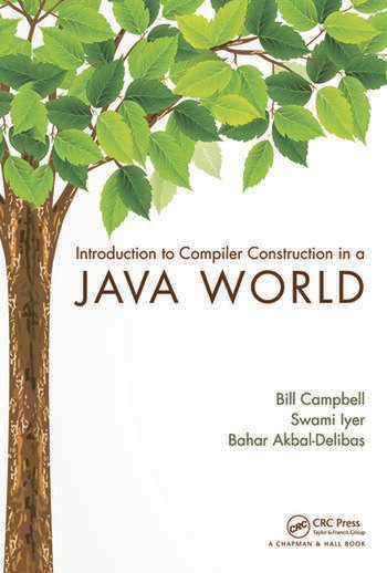 Introduction to Compiler Construction in a Java World book cover