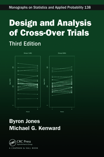 Design and Analysis of Cross-Over Trials book cover
