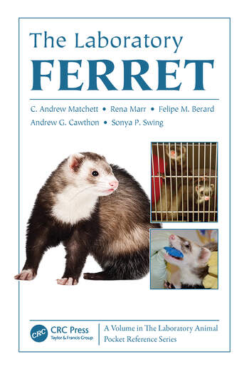 The Laboratory Ferret book cover