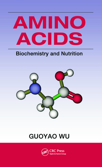 Amino Acids Biochemistry and Nutrition book cover