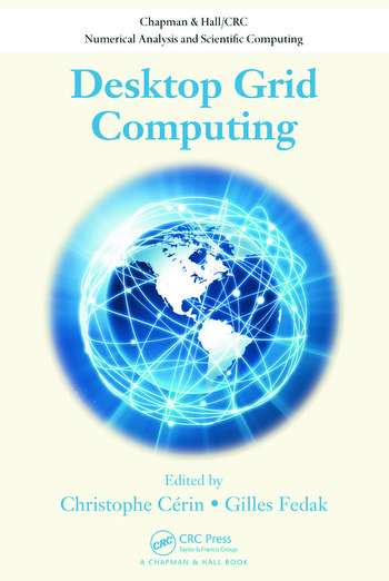 Desktop Grid Computing book cover
