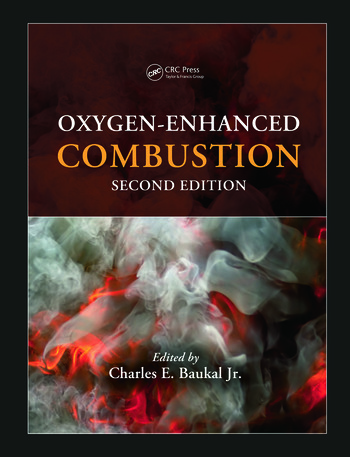 Oxygen-Enhanced Combustion, Second Edition book cover