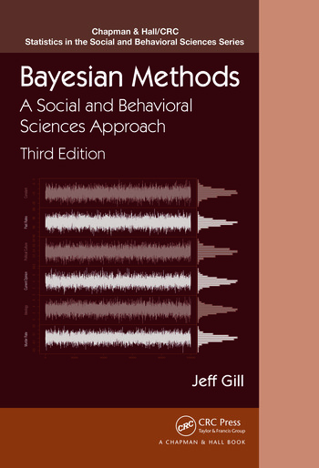 Bayesian Methods A Social and Behavioral Sciences Approach, Third Edition book cover
