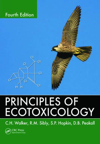 Principles of Ecotoxicology book cover