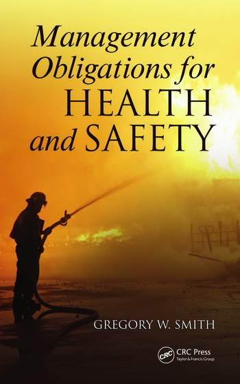 Management Obligations for Health and Safety book cover