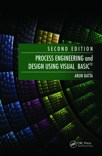 Process Engineering and Design Using Visual Basic® book cover