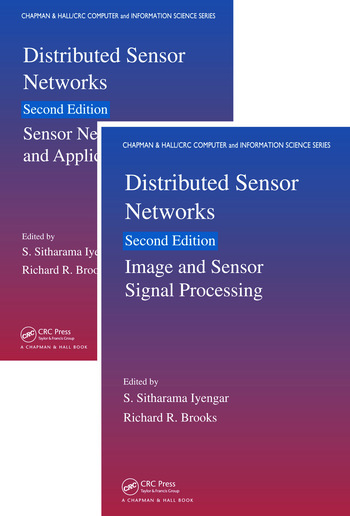 Distributed Sensor Networks, Second Edition Two Volume Set book cover