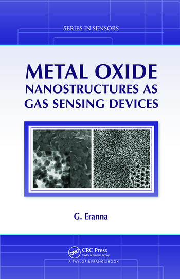 Metal Oxide Nanostructures as Gas Sensing Devices book cover