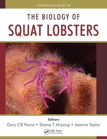 The Biology of Squat Lobsters book cover