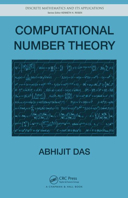 Computational Number Theory book cover