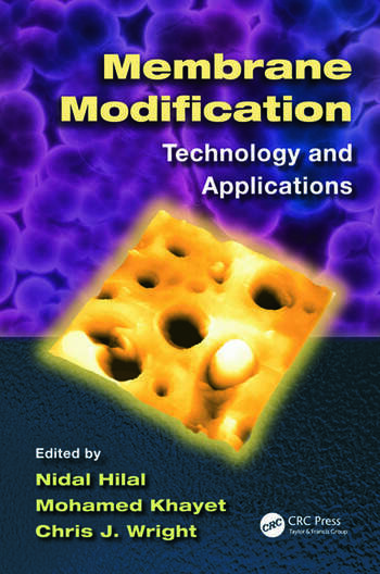 Membrane Modification Technology and Applications book cover