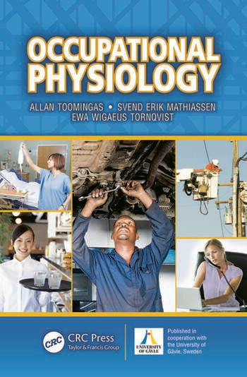 Occupational Physiology book cover