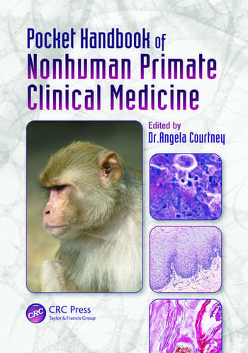 Pocket Handbook of Nonhuman Primate Clinical Medicine book cover