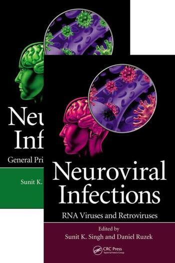 Neuroviral Infections Two Volume Set book cover