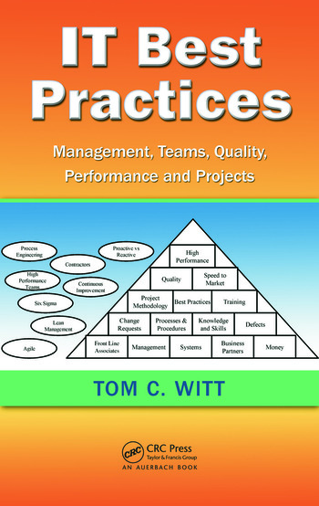 IT Best Practices Management, Teams, Quality, Performance, and Projects book cover