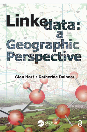 Linked Data A Geographic Perspective book cover