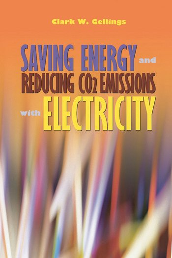 Saving Energy and Reducing CO2 Emissions with Electricity book cover