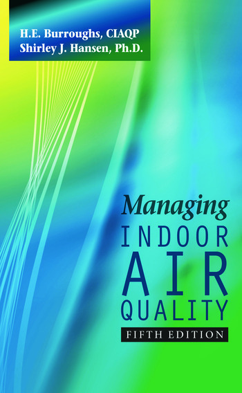 Managing Indoor Air Quality, Fifth Edition book cover