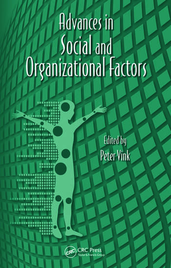 Advances in Social and Organizational Factors book cover
