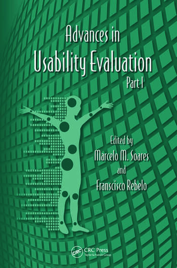 Advances in Usability Evaluation Part I book cover