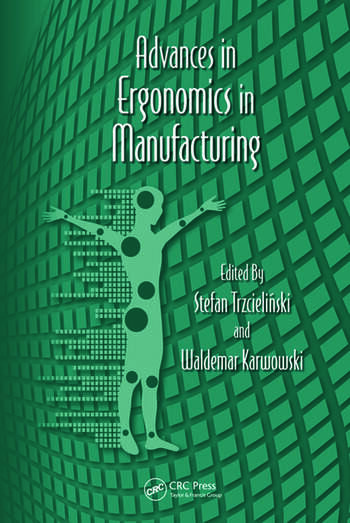 Advances in Ergonomics in Manufacturing book cover