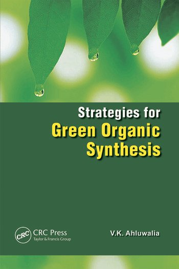 Strategies for Green Organic Synthesis book cover