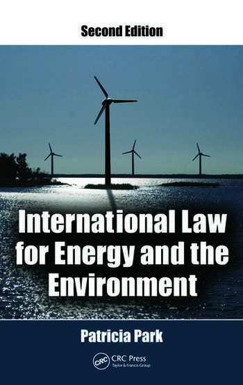 International Law for Energy and the Environment, Second Edition book cover