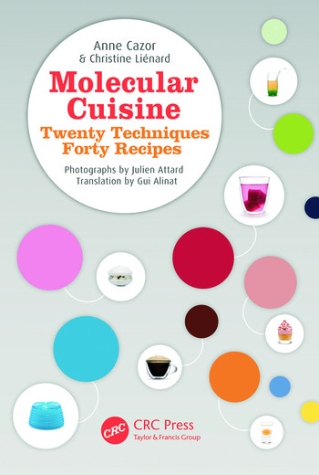 Molecular Cuisine Twenty Techniques, Forty Recipes book cover