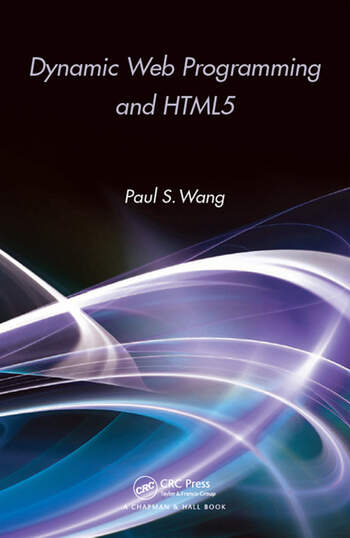 Dynamic Web Programming and HTML5 book cover