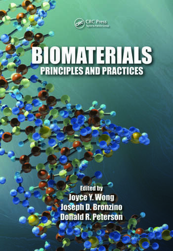Biomaterials Principles and Practices book cover