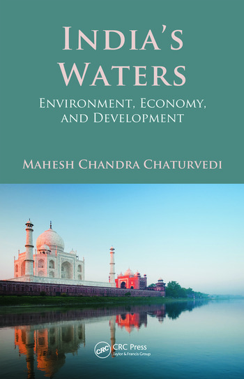 India's Waters Environment, Economy, and Development book cover