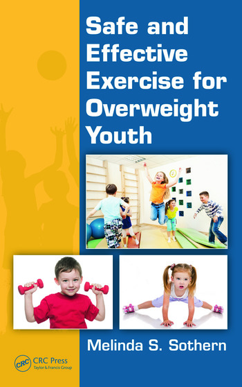 Safe and Effective Exercise for Overweight Youth book cover