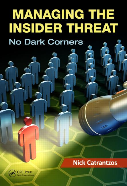 Managing the Insider Threat No Dark Corners book cover
