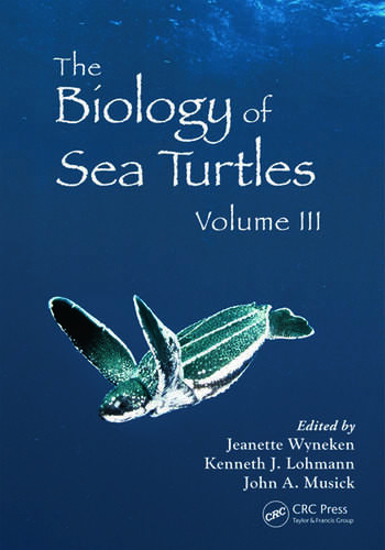 The Biology of Sea Turtles, Volume III book cover