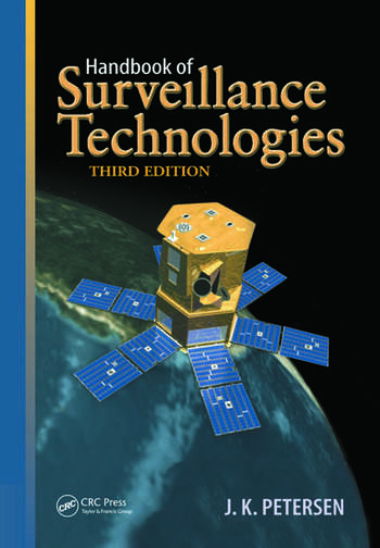 Handbook of Surveillance Technologies, Third Edition book cover