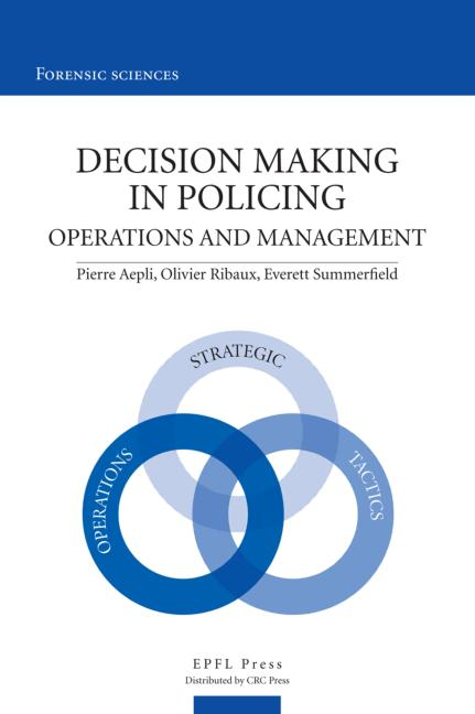 Decision Making in Policing Operations and Management book cover