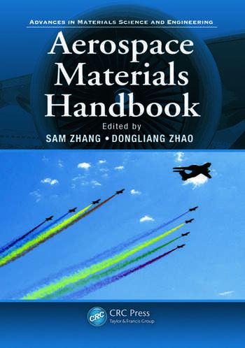 Aerospace Materials Handbook book cover