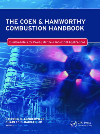 The Coen & Hamworthy Combustion Handbook Fundamentals for Power, Marine & Industrial Applications book cover