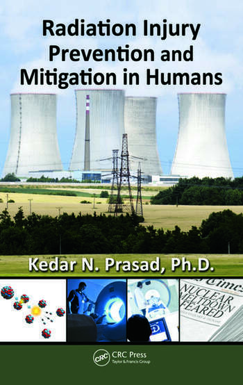 Radiation Injury Prevention and Mitigation in Humans book cover