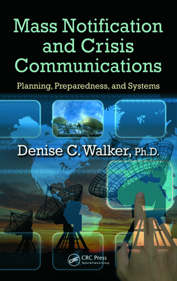 Mass Notification and Crisis Communications Planning, Preparedness, and Systems book cover