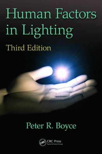 Human Factors in Lighting book cover
