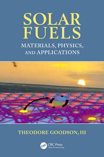 Solar Fuels Materials, Physics, and Applications book cover