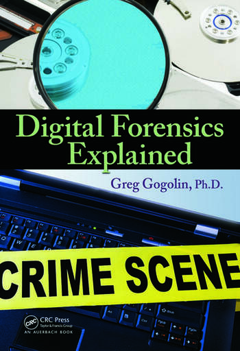 Digital Forensics Explained book cover