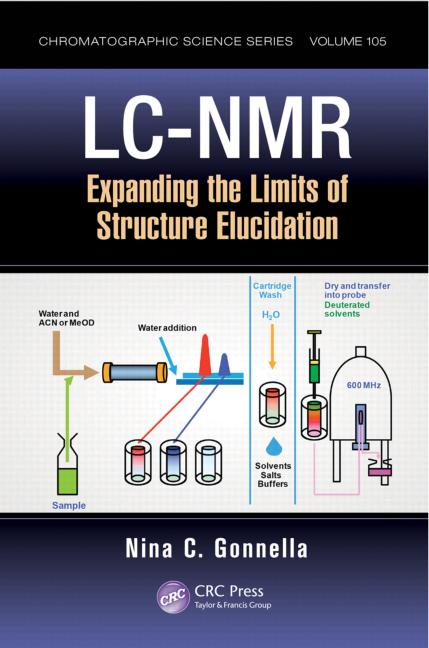 LC-NMR Expanding the Limits of Structure Elucidation book cover