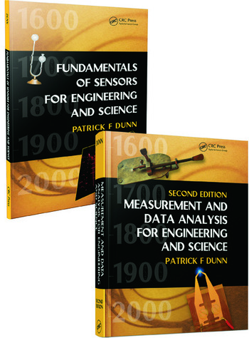 Measurement, Data Analysis, and Sensor Fundamentals for Engineering and Science book cover