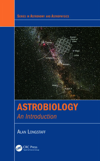Astrobiology An Introduction book cover