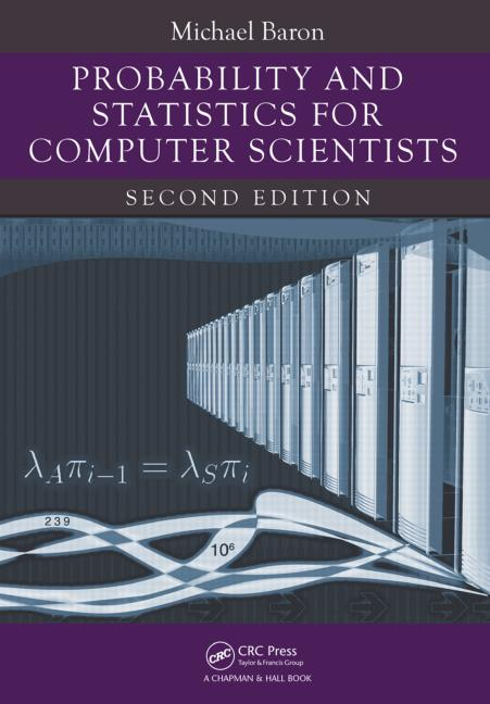Probability and Statistics for Computer Scientists book cover